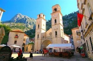 Монастырь святого Трифона в Которе