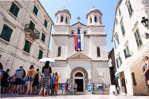 Церковь святого Николая в Которе