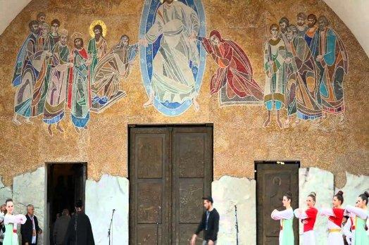 Подгорица храм Воскресения Христова