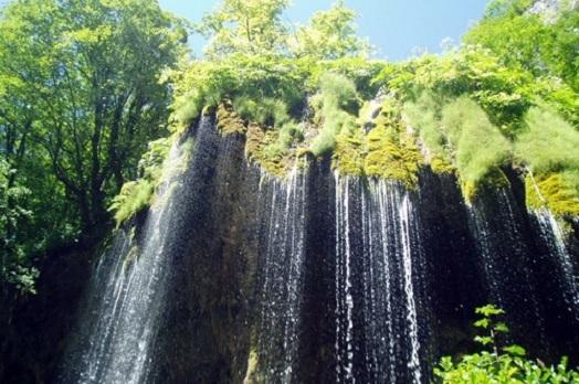 Водопады Черногория Каньоны