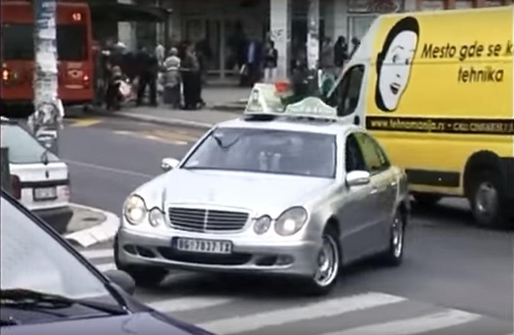 Такси Подгорица
