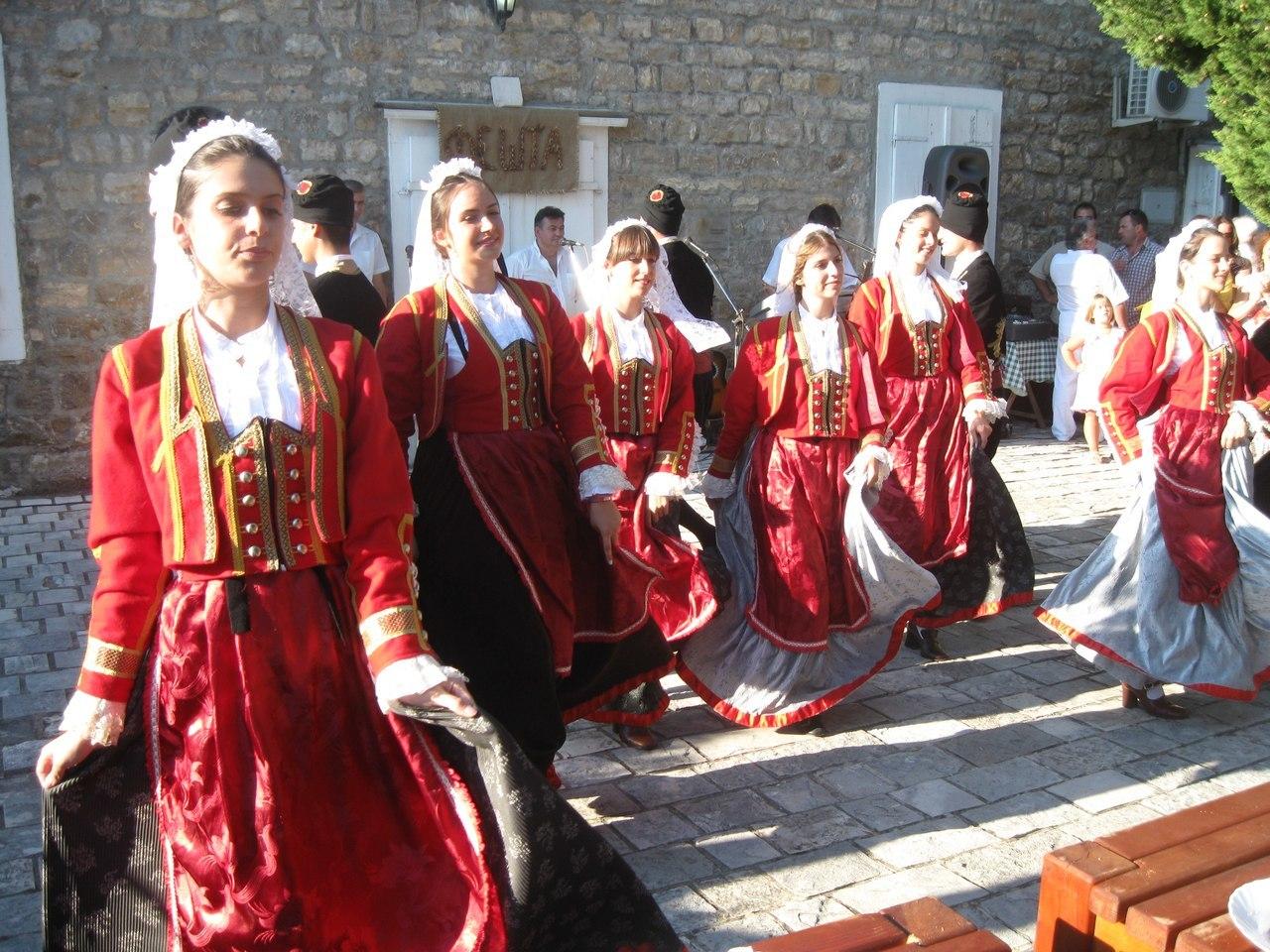 Фото жителей черногории